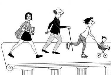 dessin assurances sociales, socle ?