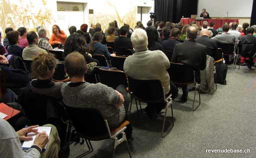 Frédéric Bosqué in Genf - Siehe Film auf unserer Webseite (nur französisch)