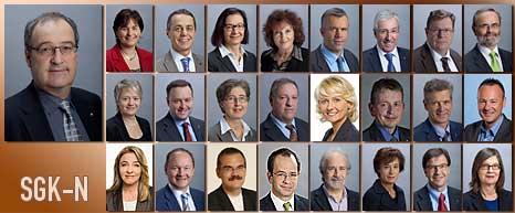 Members of the SGK-N