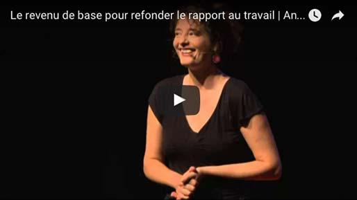 Anne-Béatrice Duparc at TEDxLaRochelle