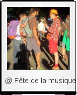 @ Fête de la musique