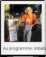 Au programme: Initiative !