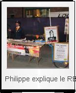 Philippe explique le RBI
