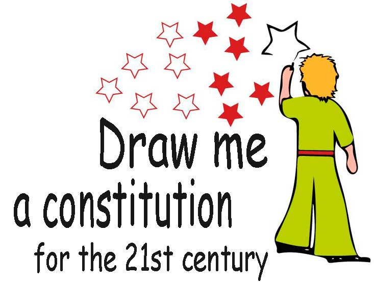Draw me a constitution for the 21st century